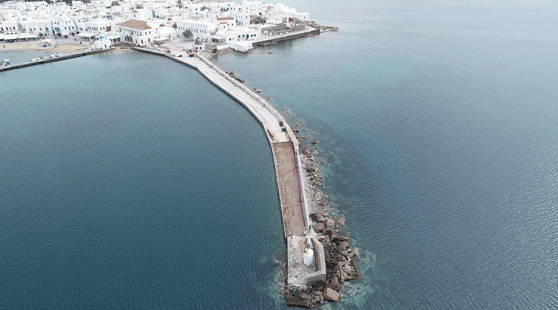 Λιμάνι Χώρα Μύκονος 1