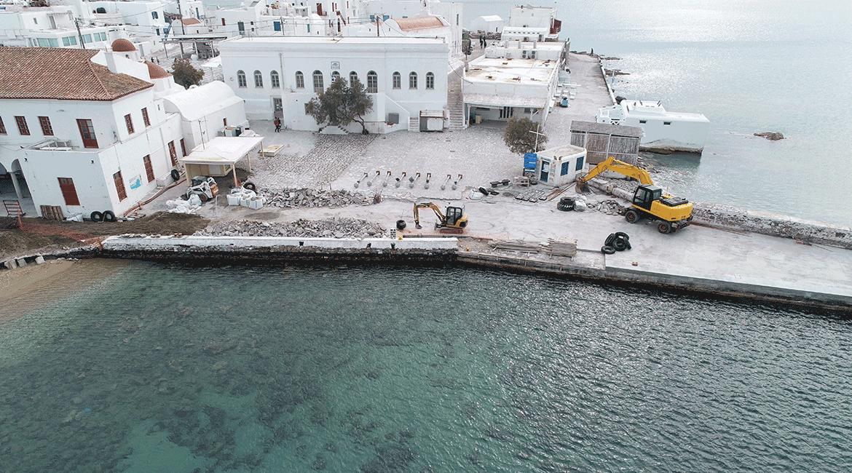 Λιμάνι Χώρα Μύκονος 2